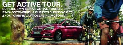 BMW Get Active Tour la Ploiesti Shopping City (1)