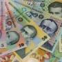 INS: Comparativ cu luna anterioara, castigul salarial mediu net a crescut cu 32 lei